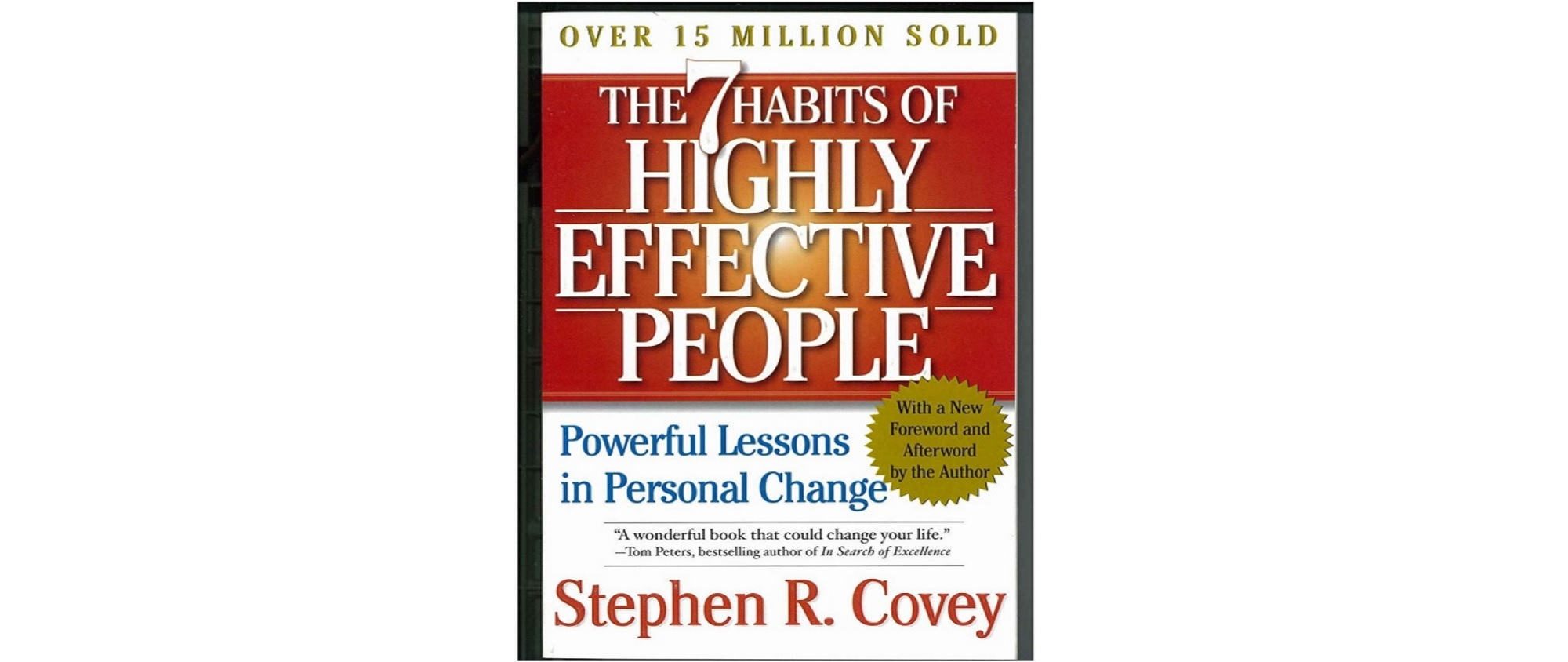 7 effective habits of highly successful people pdf