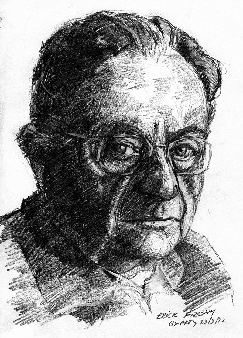 Erich Fromm – One of the best psychologist