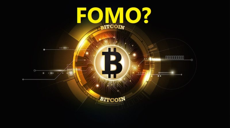 bitcoin is a pure FOMO